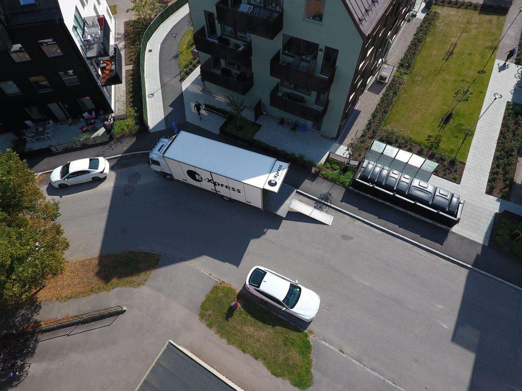 Flyttstädning i Norrköping av E-Xpress